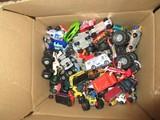 Misc. Match Box Die-Cast Cars, Camper, Sports Cars, Monster Trucks, Etc.