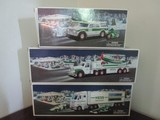 Hess Lot - Sport Utility Vehicle & Motorcycle, Toy Truck & Airplane