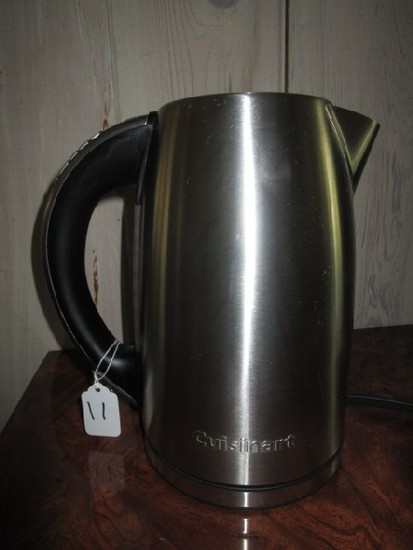 Cuisinart Perfectemp 1.7 Liter Tea Kettle