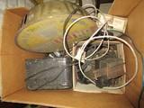 Lot - Misc. Vintage Radio/Electronics, Etc.
