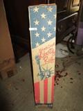 Mohawk Statue of Liberty Rug in Original Box