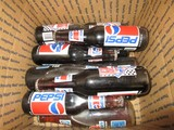 Misc. Vintage Pepsi Bottles Various Designs/NASCAR Motif, Etc.