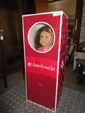 American Girl Doll 'Ivy' in Box w/ Doll Stand