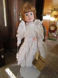 Seymour Mann Doll Collectors Guild 'Brenda' Porcelain Head/Hands Cloth Body