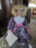 Victoria Ishlea Originals Goebel Limited 318/1500 Edition Doll