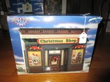 Memory Makes LeMax Hand Crafted Decorative Christmas Shop in Original Box