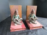 Pair - Reading Monkey Bookends
