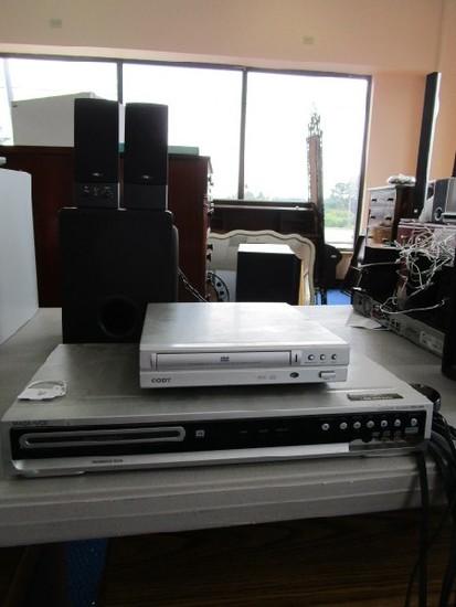 Magnavox DVD Recorder/Player Coby DVD Player