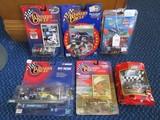 Lot - 5 Die-Cast Collectible Cars #3, Buck Shot Jones, Four Tire Shop, Etc.