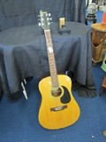 Samick Acoustic Guitar, Model No.CW-025G