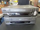 Sanyo VCR VHS Player DA4