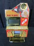 Play N' Save Slot Machine Coin Bank