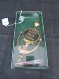 Cead Mile Failte Hand Crafted Ireland Liffy Artefacts Door Knocker in Box