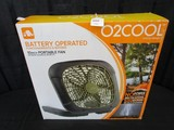 O2 Cool battery Operated 10