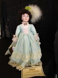 Seymour Mann Connoisseur Doll Collection #383 of 2000 w/ CoA on Stand