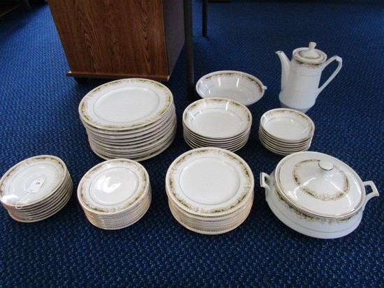 Signature Collection Select Fine China Japan Queen Anne Lot