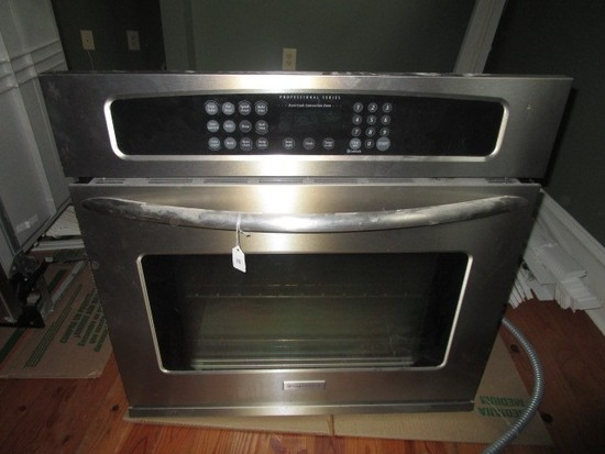Frigidaire Professional Series Even-Cook Convection Oven