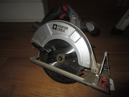 Porter Cable Type 2 Circular Saw 3700 RPM