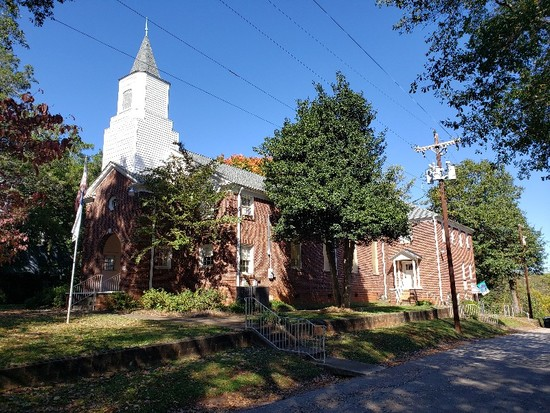 START A CHURCH OR BUILD HOMES RIGHT OFF N. MAIN ST. HIGHLY SOUGHT AFTER AREA