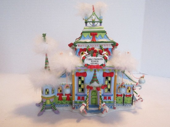 "Department 56 ""Krinkles Christmas Ornament Design Studio"""