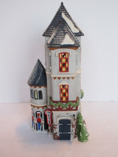 "Department 56 North Pole Series Heritage Village Collection ""Tin Soldier Shop"""