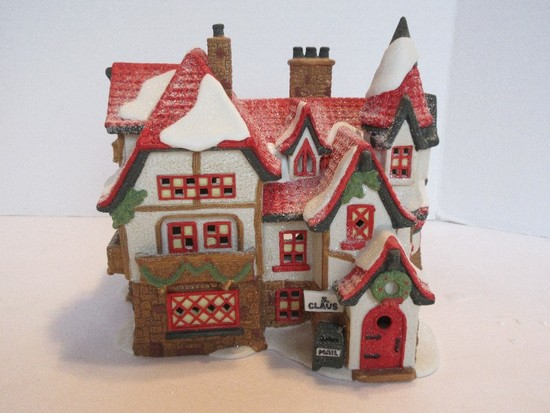 "Department 56 North Pole Series Heritage Village Collection ""Santa's Workshop"""