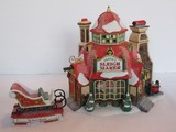 Department 56 Collectors Edition North Pole Series Limited 3748/14,000 Edition