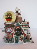 Department 56 North Pole Series Heritage Collection