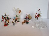 Lot - Department 56 Heritage Village Collection Figurines