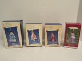 4 Hallmark Keepsake Series Edition Madame Alexander Little Women Ornaments