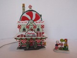 Department 56 North Pole Series Limited One Year Production-ANIMATED