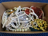 Misc. Costume Jewelry Necklaces, Various Designs
