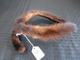 Ladies Fur Hat Accessory
