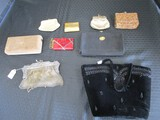 Vintage Chain Link Purse, Small Woman's Purses