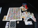 Stamp Lot - '84 USA Olympics, Centennial George Washington,