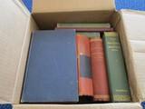 Vintage Book Lot - Ben-Hur, Vicar of Wakefield, The Postman Always Rings Twice 1934