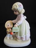 Precious Moments by Enesco Cherishing Each Special Moment 3rd in Motherhood Series