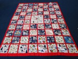 Jack Jessie Vintage Quilt Ship Patterns/Motif by Barborn Armstrong