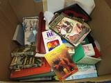 Vintage Book Lot - Misc. Vintage Books Jungle Book, The Hiding Place, Religious