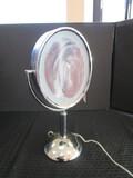 Revlon Appliances Lighted 2 Sided Bathroom Mirror