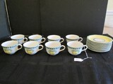 Villeroy & Boch French Garden Fleurence Country Collection Lot