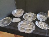 Glass Lot - Arcoroc France Bowl 7 3/4
