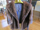 Vintage Fur Ladies Jacket Linx Per Seller Info Embroidered LCM