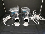 Pair - Cloud Cam 1080p HD Indoor Security Cameras w/ Boxes