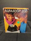 AGFASCOP 2000 Vintage Slide Viewer 5x5cm