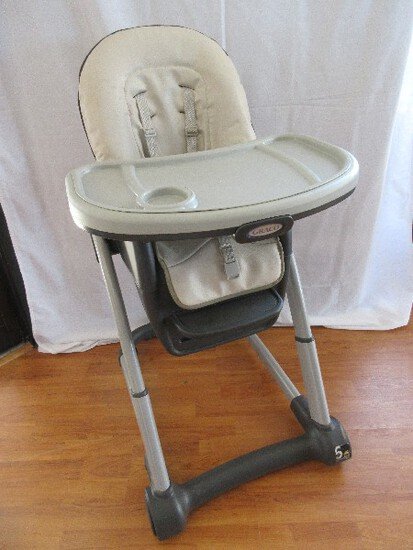 Graco Children's Products Inc. High Chair w/ Tray 6 Adjustable Heights