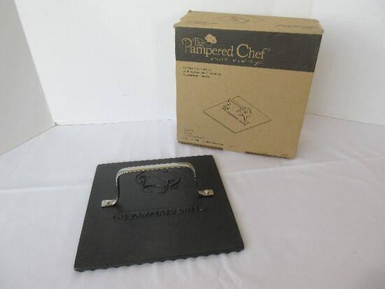 Pampered Chef Grill Press