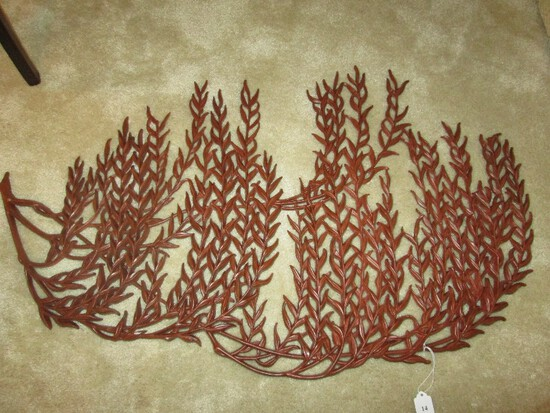 Brown Willow Tree Design Wall Décor