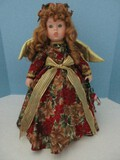 Goebel Angel Dolls by Bette Ball Original Limited 731/2500 Edition Musical Doll