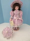 Goebel Betty Jane Carter Dolls by Bette Ball
